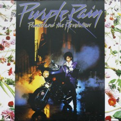 Prince & The Revolution ‎– Purple Rain - LP Vinyl Album