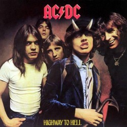 AC/DC ‎– Highway To Hell - LP Vinyl Album