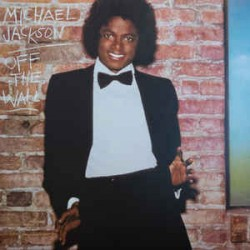 Michael Jackson ‎– Off The Wall - LP Vinyl Album