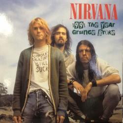 Nirvana – 1991 The Year Grunge Broke - LP Vinyl Album - Coloured