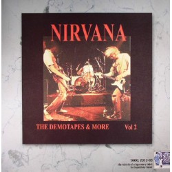 Nirvana ‎– The Demotapes & More - LP Vinyl - Volume 2