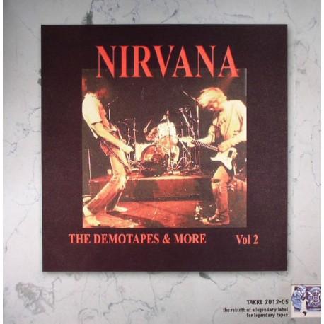 Nirvana – The Demotapes & More - LP Vinyl - Volume 2