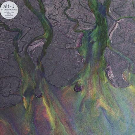 Alt-J – An Awesome Wave - LP Vinyl Album + MP3 Code