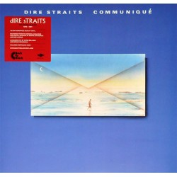 Dire Straits – Communiqué - LP Vinyl Album + MP3 Code