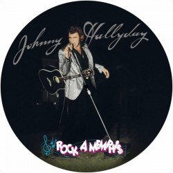 Johnny Hallyday ‎– Rock A Memphis - LP Vinyl Picture Disc