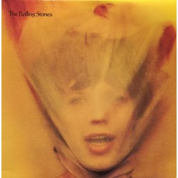 The Rolling Stones ‎– Goats Head Soup - LP Vinyl Album Translucent Dark Green Czechoslovakia