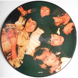The Rolling Stones ‎– The Unstoppable Stones - LP Vinyl Album Picture Disc