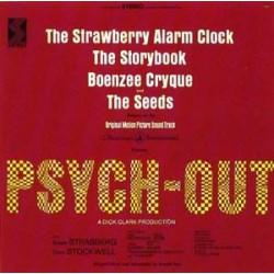Musique de Film – Psych-Out - Compilation LP Vinyl