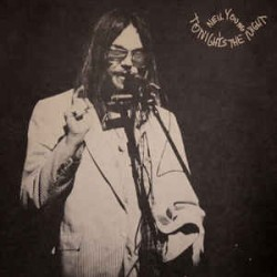 Neil Young ‎– Tonight's The Night - LP Vinyl Album Gatefold
