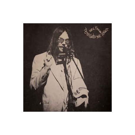 Neil Young – Tonight's The Night - LP Vinyl Album Gatefold
