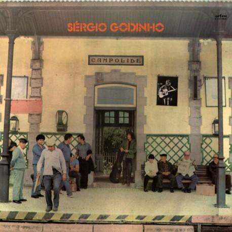 Sérgio Godinho – Campolide - LP Vinyl Album Gatefold