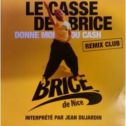 Musique de Film – Brice De Nice – Le Casse De Brice - Maxi Vinyl Promo