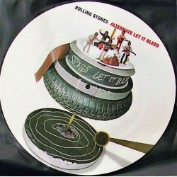 The Rolling Stones ‎– The Alternate Let It Bleed - LP Vinyl Album Picture Disc