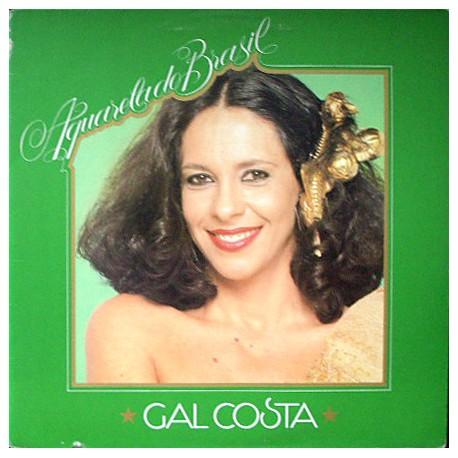 Gal Costa – Aquarela Do Brasil - LP Vinyl Album Gatefold