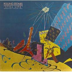 The Rolling Stones – Still Life - American Concert 1981 - LP Vinyl Album Gatefold Yugoslavia