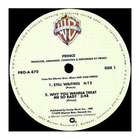 Prince – Still Waiting - Sexy Dancer - Maxi Vinyl 12 inches