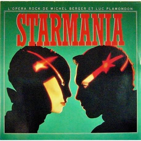 Michel Berger & Luc Plamondon – Opéra Rock Starmania - Double LP Vinyl Album