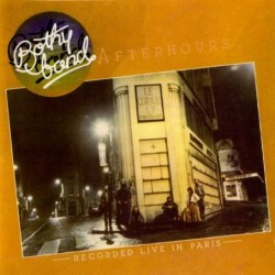 The Bothy Band ‎– Afterhours - LP Vinyl Album - Live in Paris