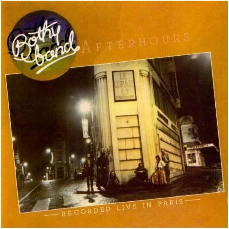 The Bothy Band – Afterhours - LP Vinyl Album - Live in Paris