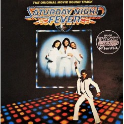Saturday Night Fever - The Original Movie Sound Track - Double LP Vinyl Album Spain Press