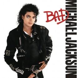 Michael Jackson – Bad - LP Vinyl Album Gatefold - 2016 Edition