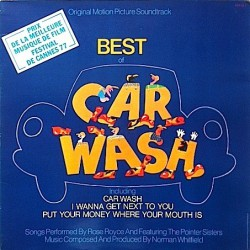 Musique de Film – Rose Royce ‎– Best Of Car Wash - LP Vinyl
