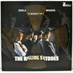 The Rolling Stones ‎– England's Newest Hit Makers The Rolling Stones - LP Vinyl Album Picture Disc
