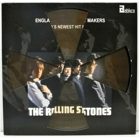 The Rolling Stones – England's Newest Hit Makers The Rolling Stones - LP Vinyl Album Picture Disc