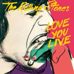 The Rolling Stones ‎– Love You Live - Double LP Vinyl - Spain Pressing