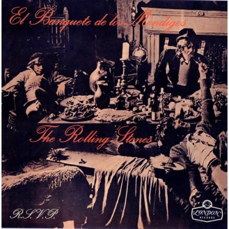 The Rolling Stones – El Banquete De Los Mendigos - LP Vinyl Album