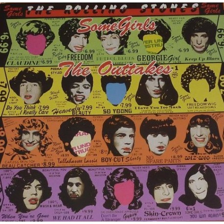 The Rolling Stones – Some Girls The Outtakes - LP Vinyl Album