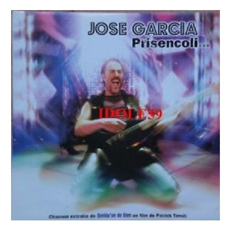 Musique de Film – Jose Garcia - Prisencoli... - Maxi Vinyl Promo