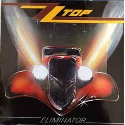 ZZ Top – Eliminator - LP Vinyl Album