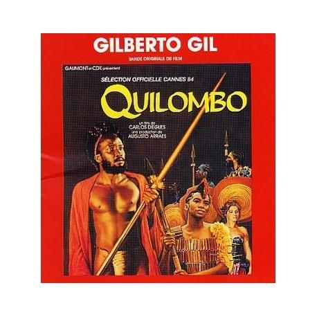 Musique de Film - Gilberto Gil – B.O.F. Quilombo LP Vinyl