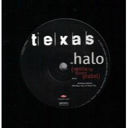 Texas – Halo - Maxi Vinyl 12 inches - Promo France