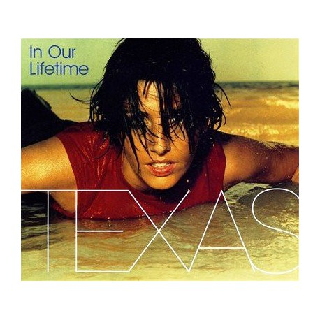 Texas – In Our Lifetime - Maxi vinyl 12 inches - Italy
