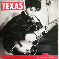 Texas ‎– I Don't Want A Lover - Full Version - Maxi Vinyl 12 inches