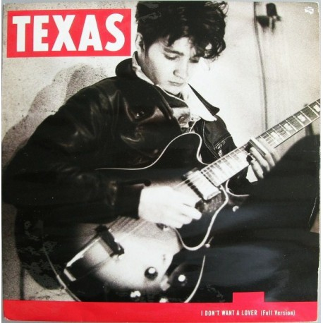 Texas – I Don't Want A Lover - Full Version - Maxi Vinyl 12 inches