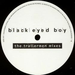 Texas ‎– Black Eyed Boy - Maxi Vinyl 12 inches Promo