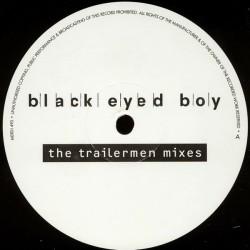 Texas – Black Eyed Boy - Maxi Vinyl 12 inches Promo