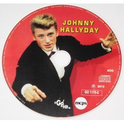 Johnny Hallyday - Retiens La Nuit - CD Album