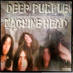 Deep Purple – Machine Head - LP Vinyl Album Gatefold