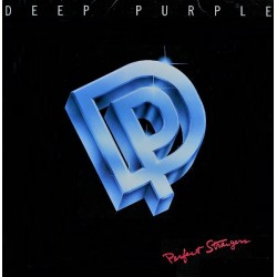 Deep Purple – Perfect Strangers - LP Vinyl Album