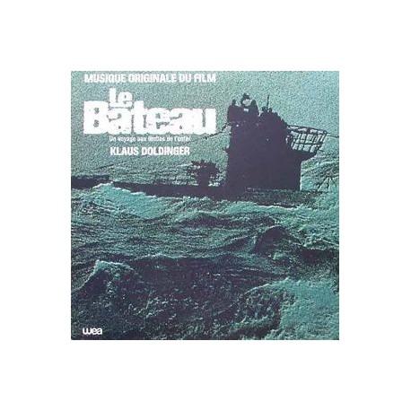 Musique de Film - Klaus Doldinger – Le Bateau - LP Vinyl
