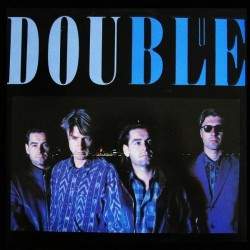 Double ‎– Blue - LP Vinyl Album