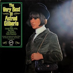 Astrud Gilberto ‎– The Very Best Of Astrud Gilberto - LP Vinyl Album