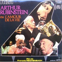 Musique de film - Arthur Rubinstein – L'Amour De La Vie - Vinyl LP