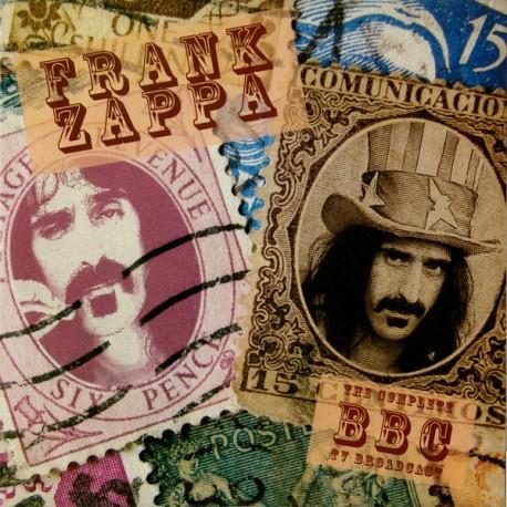 Frank Zappa – The Complete Bbc Tv Broadcast - Double LP Vinyl Album + CD Bonus Live