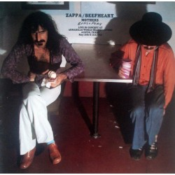 Frank Zappa, Captain Beefheart & The Mothers - Bongo Fury - LP Vinyl Album