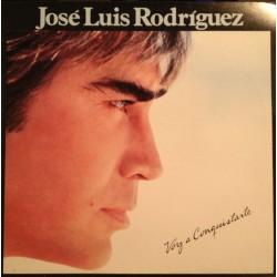 José Luis Rodríguez – Voy A Conquistarte - LP Vinyl Album